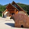 Musée de l'Ours des Cavernes en famille