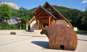 Musée de l'Ours des Cavernes: Entrées pour 2 adultes, option 2 enfants, ou pour 4 adultes et 4 enfants dès 5,5 € au Musée de l'Ours des Cavernes