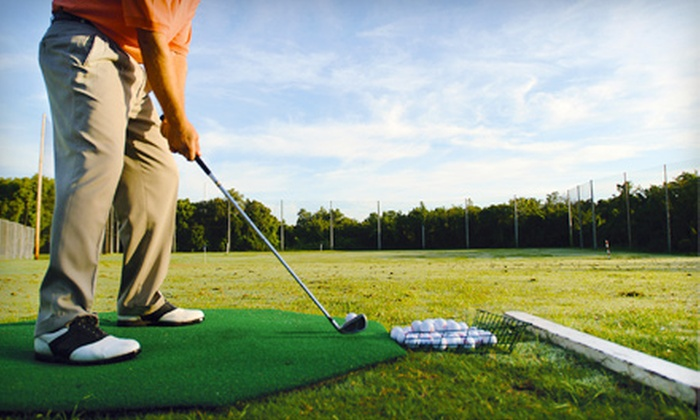 Cabot Miniature Golf - Cabot: $4 for a Large Bucket of Driving-Range Golf Balls at Cabot Miniature Golf ($9 Value)
