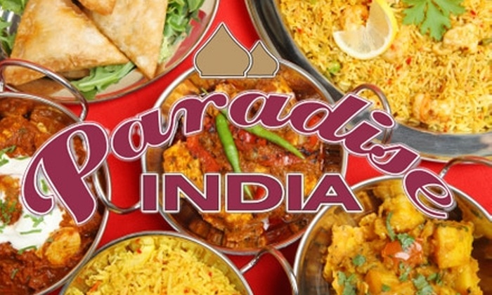 Paradise India - Overland Park: $10 for $20 Worth of Indian Cuisine at Paradise India