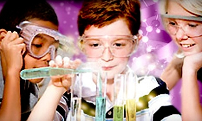 Mad Science - Multiple Locations: $10 for a Fun Science Workshop for Ages 3-12 at Mad Science ($20 Value). Choose From Four Options.