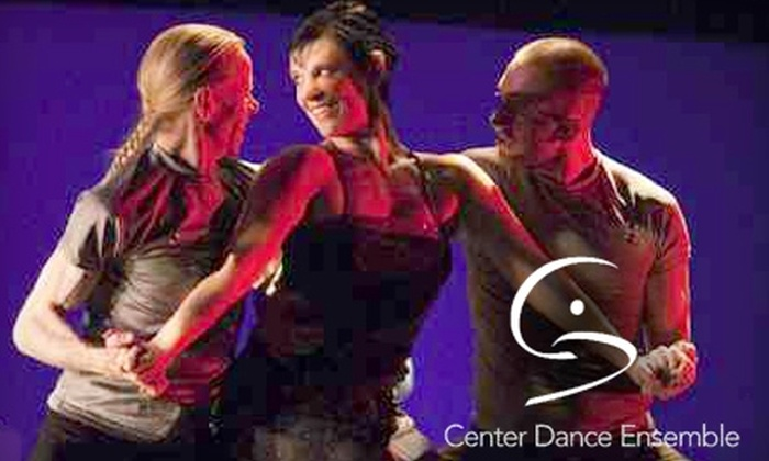 "Center Dance Ensemble - Downtown Phoenix: $12 for a Ticket to ""Favorites"" Performed by Center Dance Ensemble ($25 Value). Choose from Four Dates."