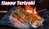 Happy Teriyaki #4 and Sunny Teriyaki - Multiple Locations: $8 for $20 Worth of Asian Cuisine at Happy Teriyaki #4 in Lacey and Tacoma or at Sunny Teriyaki in Puyallup