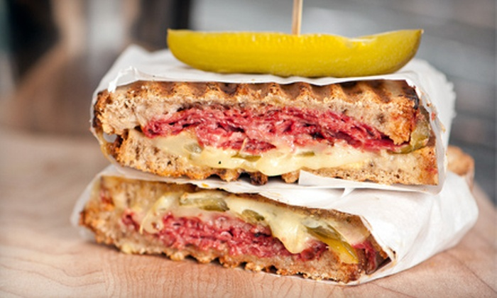The Calling - West End: $15 for $30 Worth of Upscale Pub Fare and Bar Snacks at The Calling