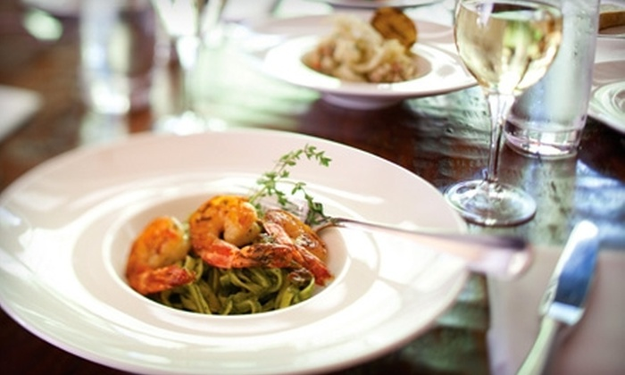 Zocca - Downtown: $15 for $30 Worth of Contemporary Italian Cuisine at Zocca