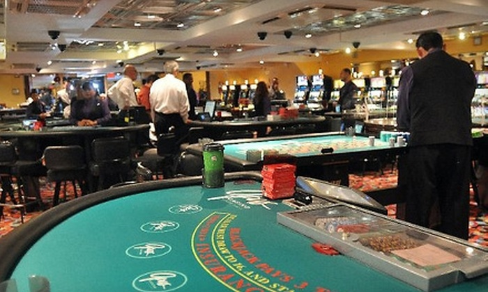 Opus Casino Cruise Lines - Freeport: $29 for a Two Casino-Cruise Admissions, Buffet-Style Dinners, Parking, and $15 Match-Play Credits (Up to $70 Value)