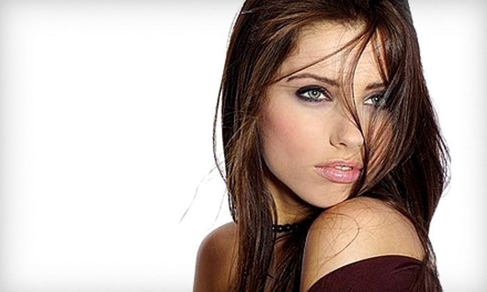 Glowe - Clyde Morris Professional Center: $40 for $150 Worth of Salon Services at Glowe