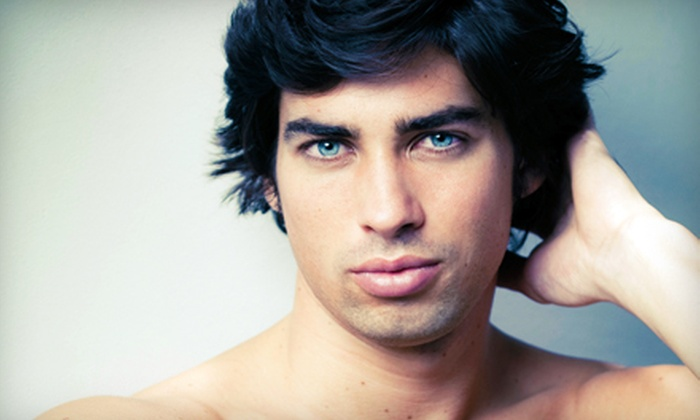 Bella Grace Salon - Moorpark: $30 for a Gentlemen's Haircut-and-Shave Package at Bella Grace Salon ($65 Value)