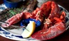 The Fishery Grill - Glen Head: $25 for $50 Worth of Seafood at The Fishery Grill in Glen Head