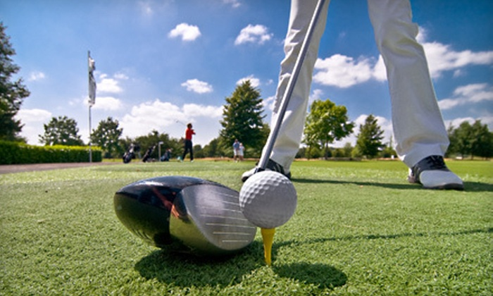Junior Achievement - Lincoln: $24 for Discounted Greens Fees at 20 Area Courses from Junior Achievement ($49.95 Value)