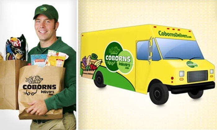 Coborns Delivers - Minneapolis / St Paul: $25 for $50 of Groceries Delivered by CobornsDelivers.com