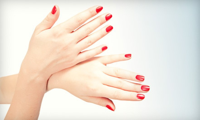Ark Underground - Downtown Vancouver: One or Two Shellac Manicures at Ark Underground (Up to 55% Off)