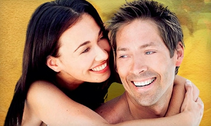 The Smile Studio - Fort Myers: $49 for Dental Exam, Cleaning, and X-rays ($281 Value) or $79 for Dental Exam, Cleaning, X-rays, and Take-Home Whitening Kit ($631 Value) at The Smile Studio