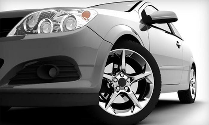 Fresh Improvements - Tallahassee: Express Hand Car Wash, Detail Wash 'n' Wax, or Full Bloom Car Detailing at Fresh Improvements