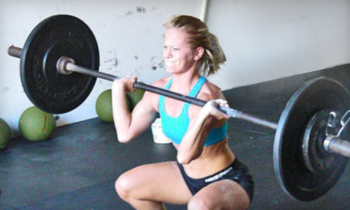 CrossFit Chesapeake - Pleasant Grove West: 20 Drop-In CrossFit Classes or 12 Personal-Training Sessions at CrossFit Chesapeake in Chesapeake (Up to 84% Off)