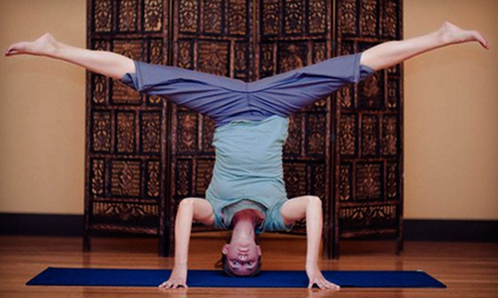 Revolution Yoga - Rockville Centre: 5 or 10 Yoga Classes or One Month of Unlimited Yoga at Revolution Yoga in Rockville Centre (Up to 83% Off)