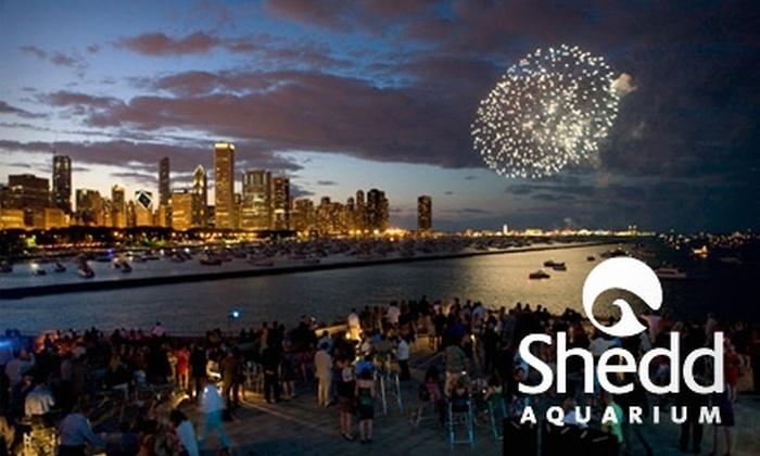 Shedd aquarium discount coupons