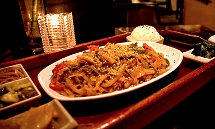 Liquid Ginger - Gainesville: $10 for $20 Worth of Asian Cuisine at Liquid Ginger