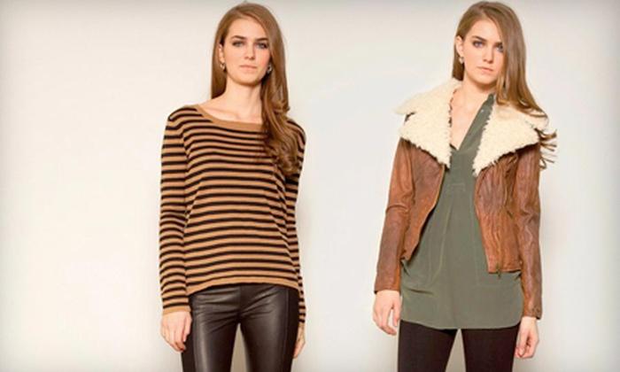 gigi BOTTEGA - Evanston: $30 Toward Contemporary Women's Fashions