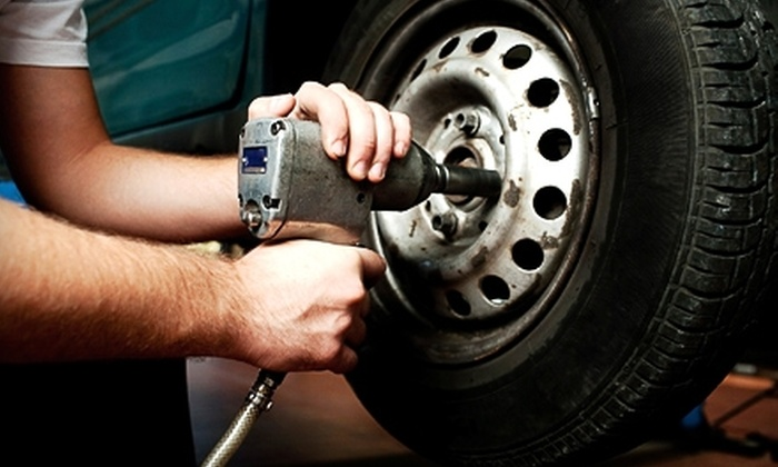 Mode Automotive - San Diego: $20 for an Oil Change and Tire Rotation at Mode Automotive ($39.95 Value)