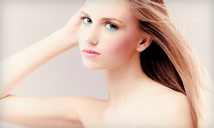 Mansfield Laser Center - Mansfield: Laser Hair Removal on a Small or Medium Area or a Skincare Package at Mansfield Laser Center (Up to 75% Off)