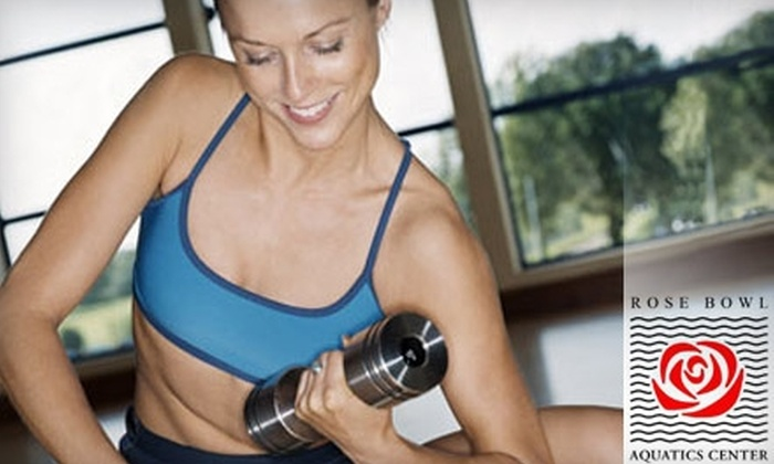 Rose Bowl Aquatics Center - North Arroyo: $35 for Five CrossFit Kraken Classes at Rose Bowl Aquatics Center in Pasadena