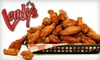 Lendy's - Virginia Beach: $9 for $20 Worth of Wings, Burgers, Seafood, and More at Lendy's
