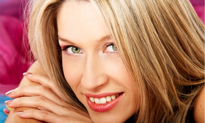 Salon Beleza - Mount Lebanon: $40 for $100 Worth of Services at Salon Beleza