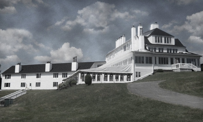The Lucerne Inn - Dedham: Two-Night Stay for Two in a Junior, Honeymoon, or Executive Suite at The Lucerne Inn in Maine
