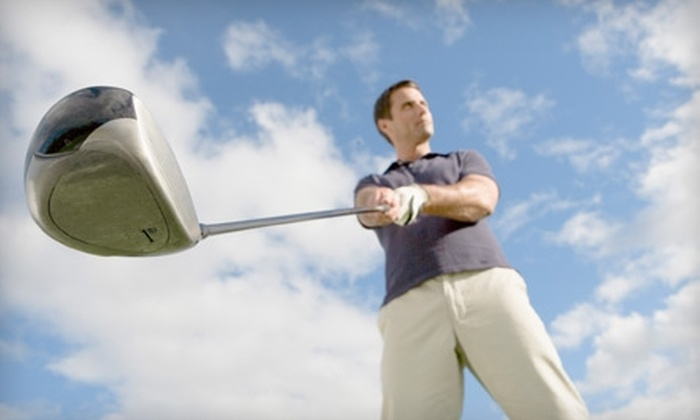A.R.T. Golf Academy - Multiple Locations: $99 for Golf Assessment and Swing Evaluation ($199 Value) or $27 for One-Hour Private Golf Lesson (Up to $55 Value) at A.R.T. Golf Academy