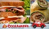 Coolbaker's - Indianapolis: $20 for Five Lunch Boxes Delivered to Your Office from Coolbaker's ($49 Value)