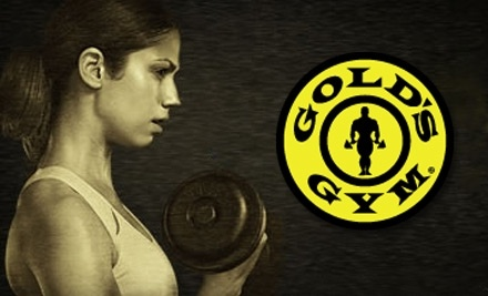 Gold's Gym - Gold's Gym in Rainbow City