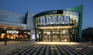 ODEON Cinemas: ODEON: Two or Five Cinema Tickets, Locations Nationwide - Valid from 26th Feb