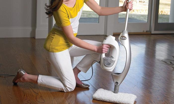 shark lift away steam mop instructions