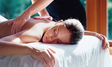 60-Minute Therapeutic or 70-Minute Aromatherapy Massage at Trees Bodyworks (Up to 57% Off)