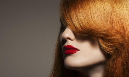 Color, Highlights, and Blow-Dry from Look Style and Society (20% Off)