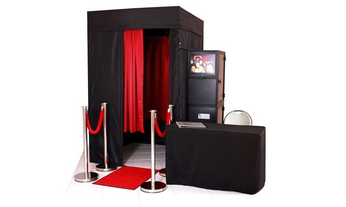 The Party Pros Photo Booth Rental - Philadelphia: 2, 4, or 5 Hours of Photo Booth Rental from The Party Pros Photo Booth Rental (Up to 58% Off)