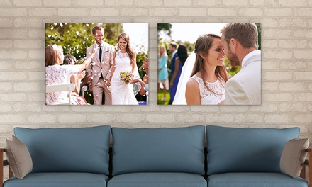 One Canvas Print from Simple Canvas Prints (Up to $447.26 Off).