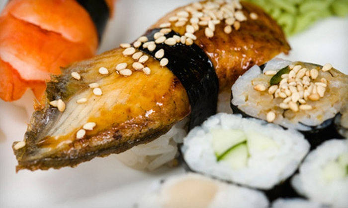 Tenka Asian Bistro and Hibachi - Westborough: Asian Cuisine at Tenka Asian Bistro and Hibachi in Westborough (Half Off). Two Options Available.