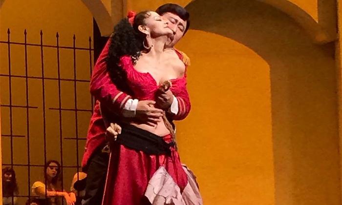 """Carmen"" - Miramar Cultural Center/ArtsPark: ""Carmen"" Presented by the Miramar Cultural Center on February 9, at 7:30 p.m."