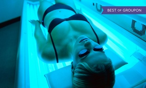 1st & Tan: One Month of Unlimited Tanning at 1st & Tan (Up to 59% Off). Three Options Available.