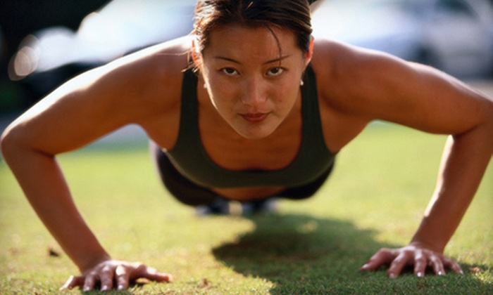 Carolina Adventure Boot Camp - Multiple Locations: 1 or 2 Months of Boot Camp, or Belly Buster Fitness Program at Carolina Adventure Boot Camp (Up to 72% Off)