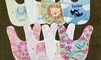 Personalized Baby Bibs from Qualtry (Up to 53% Off)