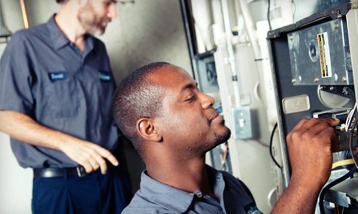 Bryant Heating & Cooling - Bryant Heating & Cooling - Cincinnati: $49 for an HVAC System-Maintenance Visit from Bryant Heating & Cooling ($120 Value)