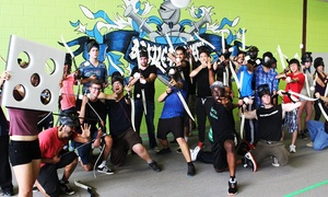 Battle Archery: One Hour of Archery Tag for 1, 2, or 4, or an Archery-Tag Party for 10 or 24 at Battle Archery (Up to 62% Off)