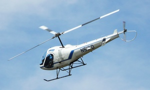 Airwest Aviation Academy: $209 for a Two-Hour Helicopter Flight Experience at Airwest Aviation Academy ($350 Value)