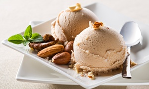Firenzes Gelateria & Coffee: $12 for Two Groupons, Each Good for $10 Worth of Treats at Firenzes Gelateria & Coffee ($20 Total Value)
