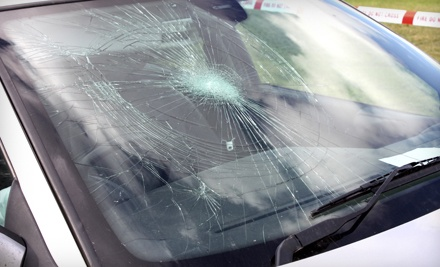 Rock-Chip Repair or $60 Toward Windshield Replacement at Metro Glass Omaha (52% Off)