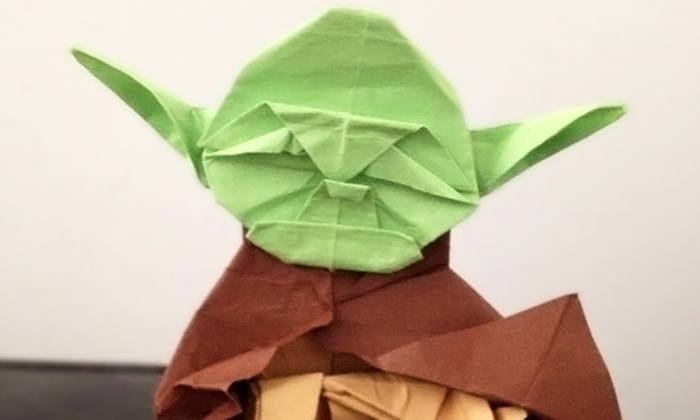 Ian Sherwin Gallery - Logan Square: Origami Class for One, Two, or Four, or for a Parent and Child at Ian Sherwin Gallery (Up to 60% Off)