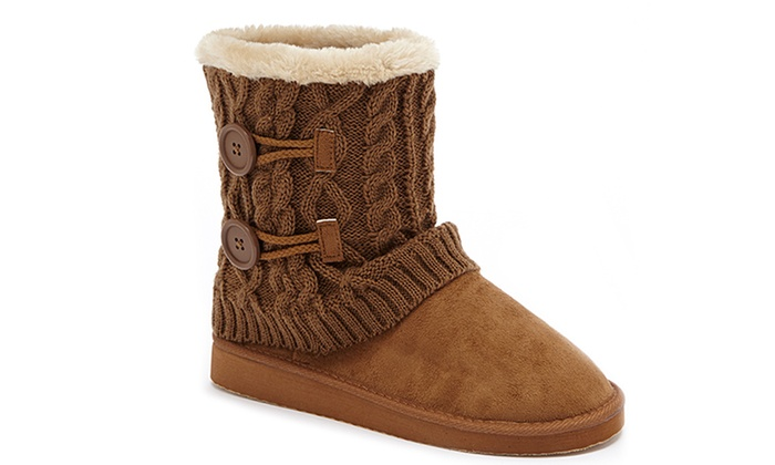 Serene Comfort Anna Women's Winter Boots(Size 8)   Groupon